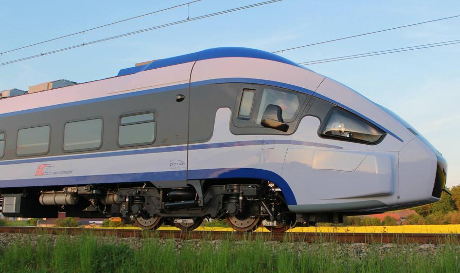 PKP Intercity planuje zwiększyć flotę najszybszych pociągów w związku z budową CPK