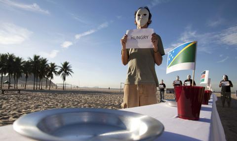 Media: Do Brazylii powrócił głód