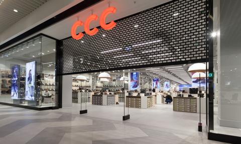 Grupa CCC zamknie w tym roku łącznie 108 sklepów