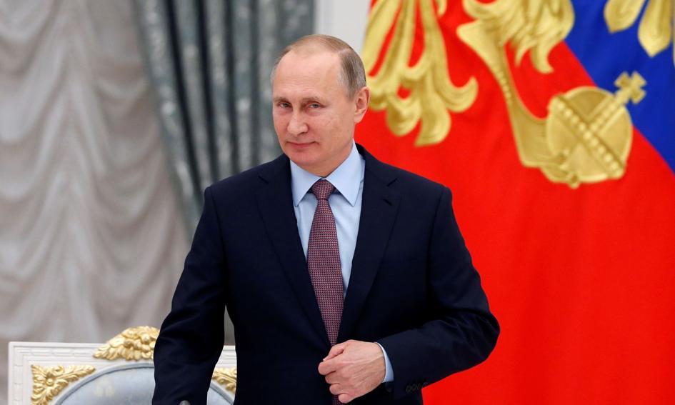 Putin powie Rosjanom, na co zostaną wydane ich pieniądze