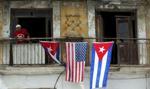Kuba: spotkanie Baracka Obamy z Raulem Castro