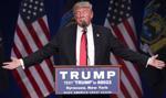 Donald Trump rozpala fanów w Syracuse