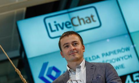 LiveChat Software chce wypłacić 0,89 zł zaliczkowej dywidendy