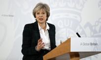 Funt umocnił się w trakcie przemówienia premier May