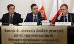 Komisja weryfikacyjna uchyliła zwrot Lutosławskiego 9, zwrot Jagiellońskiej 27 - z naruszeniem prawa