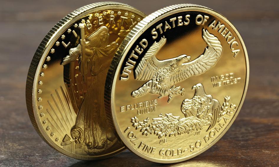 Złota 20-dolarówka sprzedana za rekordowe 18,8 mln dolarów