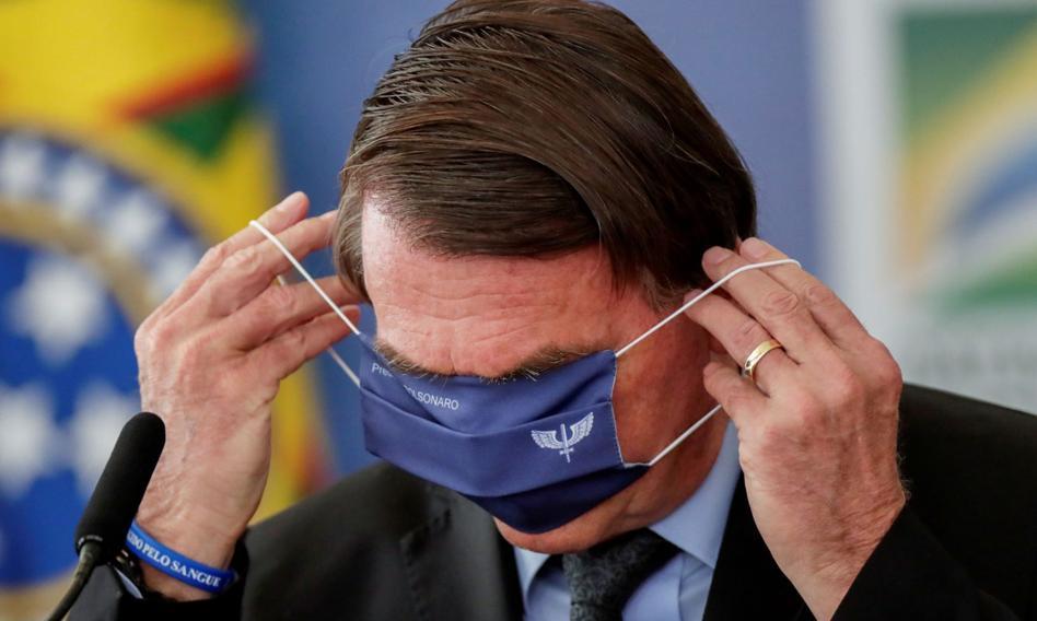 YouTube usunął filmiki z kanału prezydenta Brazylii za dezinformację o koronawirusie