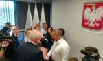 Ukrainiec, który pomógł ofiarom wypadku na A6, otrzymał polskie obywatelstwo
