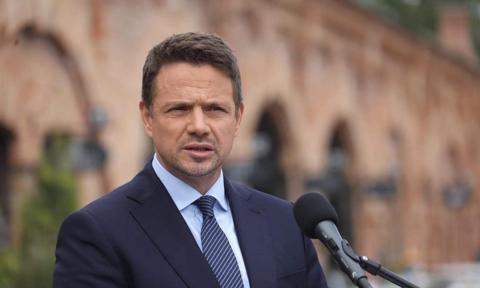 Trzaskowski: Pełnia władzy demoralizuje Jarosława Kaczyńskiego