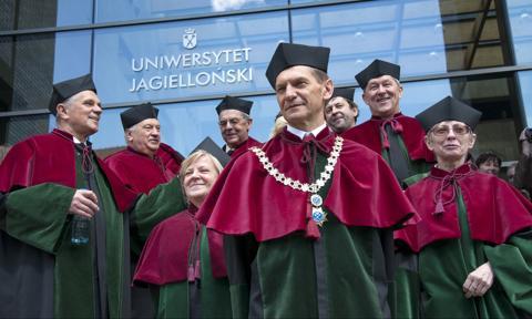 Uniwersytet Jagielloński w Krakowie najlepszą polską uczelnią