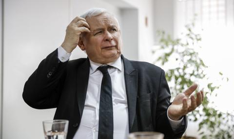 Kaczyński: Planujemy zmniejszenie liczby resortów