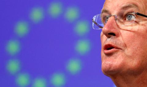 Barnier: Czekamy na reakcję Wielkiej Brytanii ws. dalszych rozmów