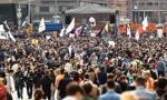 Rosjanie demonstrują w obronie wolnego internetu