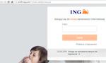 Złodzieje chcą oszukać klientów ING Banku
