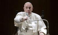 Papież: Światu grozi wielka wojna o wodę