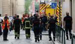 Silna eksplozja na deptaku w Lyonie, co najmniej dziesięć osób rannych