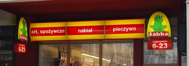 Wielkie zmiany w małym sklepie – Żabka