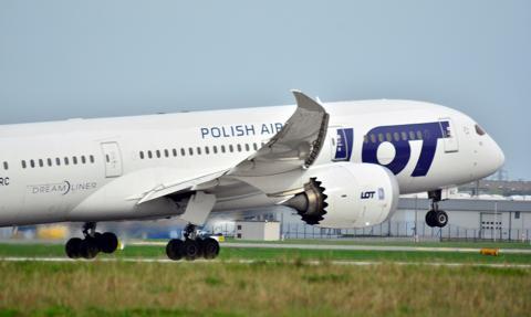 LOT będzie latać z Pragi do Warszawy przez Ostrawę do połowy stycznia 2021 r.