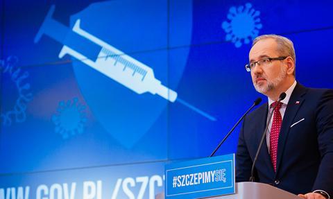Niedzielski: Zegar tyka, a czwarta fala pandemii będzie inna niż dotychczasowe