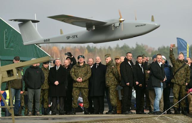 Prezentacja projektów najnowszych polskich bezzałogowych statków powietrznych