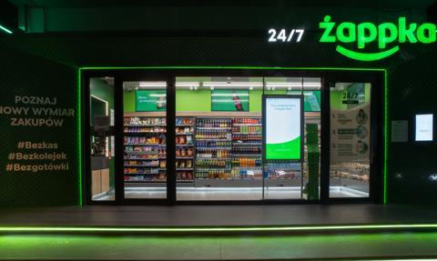 Zakupy w Żabce całą dobę. Sieć otwiera sklep bez kas i kasjerów