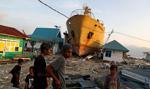Ponad 1500 ofiar śmiertelnych trzęsienia ziemi i tsunami w Indonezji