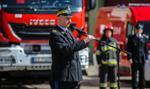 Straż pożarna zapowiada podwyżki, nowy sprzęt i budowę komend