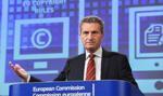 Oettinger: Naszą ambicją tworzenie warunków m.in. dla startupów