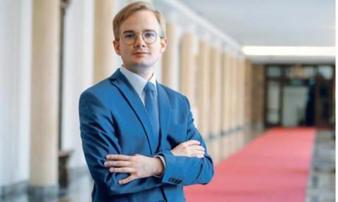 Piotr Patkowski nadzoruje Departament Polityki Makroekonomicznej w MF