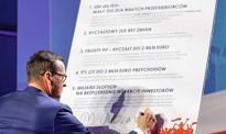 """""""Piątka dla przedsiębiorców"""" - premier przedstawił kolejne rozwiązania dla małych firm"""
