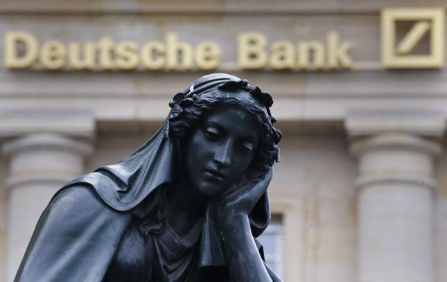 Zwolnienia nie ominą też Deutsche Banku w Polsce?