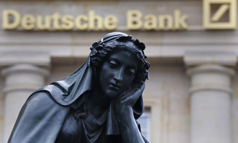 Deutsche Bank nie chce zapłacić Amerykanom 14 mld dolarów