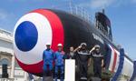 Uroczysta prezentacja nowego francuskiego atomowego okrętu podwodnego