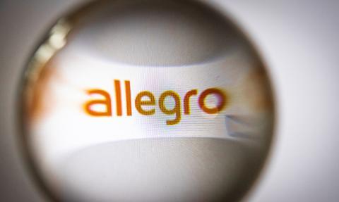 """Trigon DM rozpoczął wydawanie rekomendacji dla Allegro od zalecenia """"kupuj"""" z ceną docelową 75 zł"""