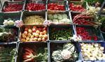 Przez suszę stopniowo rosną ceny części warzyw i owoców