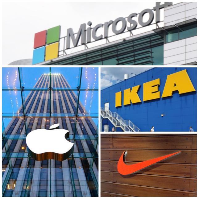 Światowi giganci zamykają sklepy stacjonarne