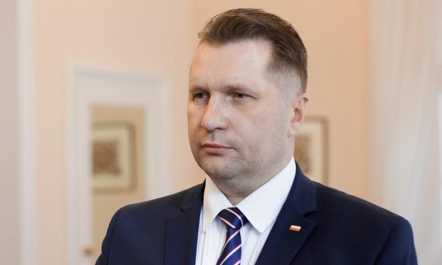 Czarnek: Będzie mniej wiceministrów