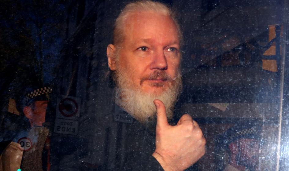 Julian Assange nie wyjdzie z więzienia