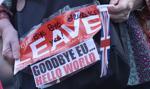 Wielka Brytania: Izba Gmin przyjęła rządowy terminarz Brexitu