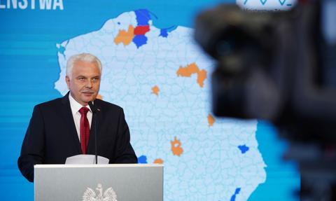 Wiceminister: Ewentualne obostrzenia będą wprowadzane regionalnie