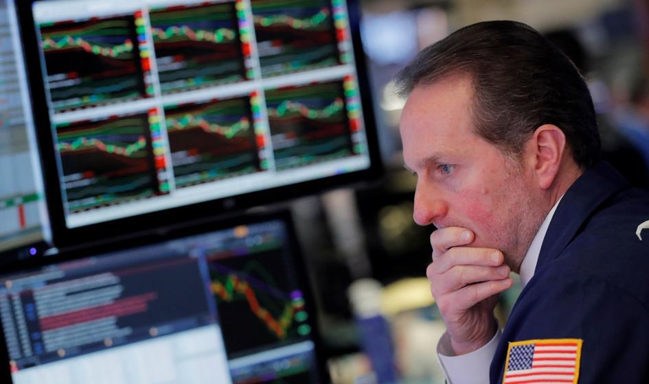 Silna przecena na Wall Street. Przyczyna nieustalona