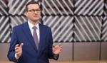 Morawiecki: Spadek PKB za 2020 r. może być płytszy, niż prognozowano
