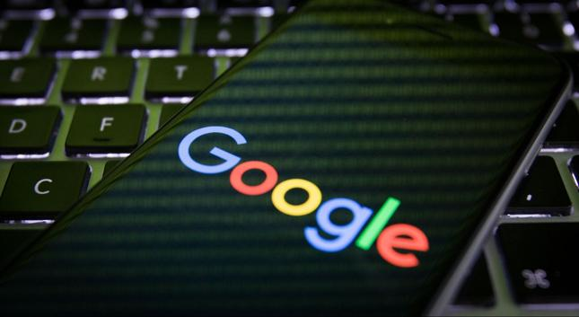 Luka Google pozwoliła na kradzież danych użytkowników