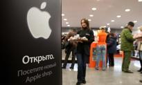 Apple wstrzymuje internetową sprzedaż w Rosji