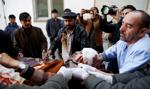 Państwo Islamskie przyznało się do zamachu w Kabulu