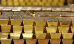Złoto znów poniżej 1.100 USD/oz