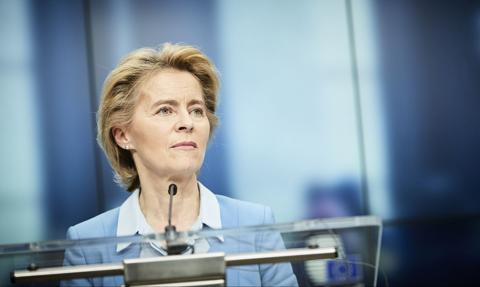 Von der Leyen: Uważnie śledzimy rozwój sytuacji na Białorusi
