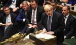 Johnson grozi parlamentowi nowymi wyborami