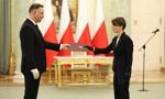 Prezydent powołał minister rozwoju Jadwigę Emilewicz na funkcję wicepremiera