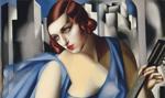 Obraz Tamary Łempickiej sprzedany za rekordową sumę